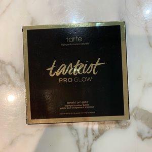 NIB never used Tarte Tartiest Pro Glow Palette